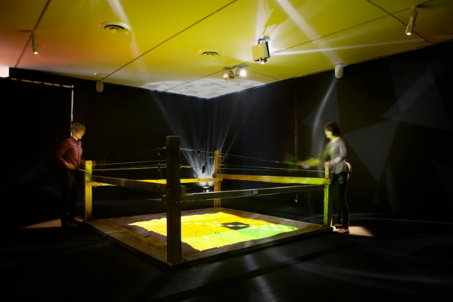 Catching Light, Campbelltown Arts Centre